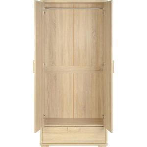 Cambourne 2 Door Wardrobe 2