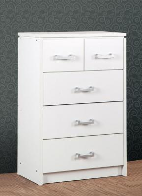 Charles White 3+2 Drawer Chest