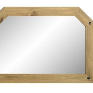 Corona Over Mantle Mirror