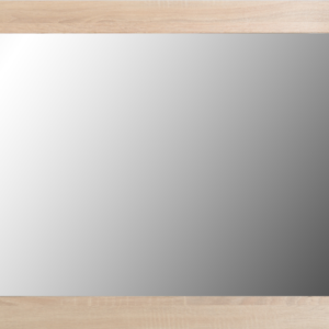 Lisbon Mirror in Light Oak