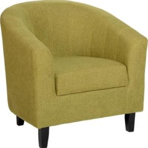 Tempo Green Tub Chair