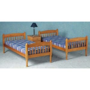 Albany 3' Bunk Bed in Antique Pine 2