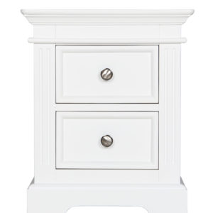 Banbury 2 Drawer Bedside Cabinet