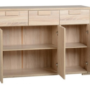 Cambourne 3 Door 3 Drawer Sideboard 2