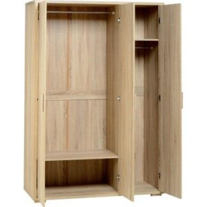 Cambourne 3 Door Wardrobe 2