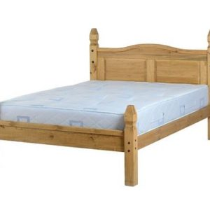 Corona Low Foot End Bed 2
