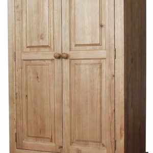 Cotswold 2 Door 1 Drawer Wardrobe