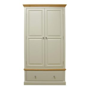 DG 2 Door 1 Drawer Wardrobe