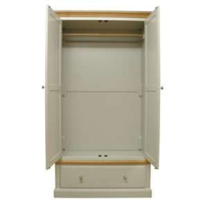 DG 2 Door 1 Drawer Wardrobe 2