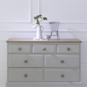 DG 3 Over 4 Chest Of Drawers