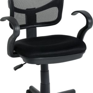 Clifton Computer Chair Black