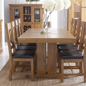 LG 3m Refectory Table 2
