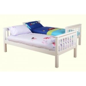 Neptune 3' Bunk Bed in White 2