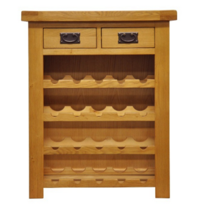 Oakham Small Wine Rack