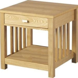 Ashmore 1 Drawer Lamp Table