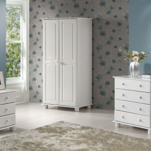 Sol Bedroom Set in White