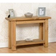Tortilla console table 2